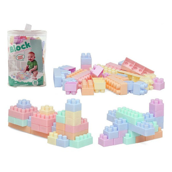 Building Blocks Game 115964 (86 pcs)