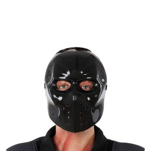 Mask Halloween 117760 Black