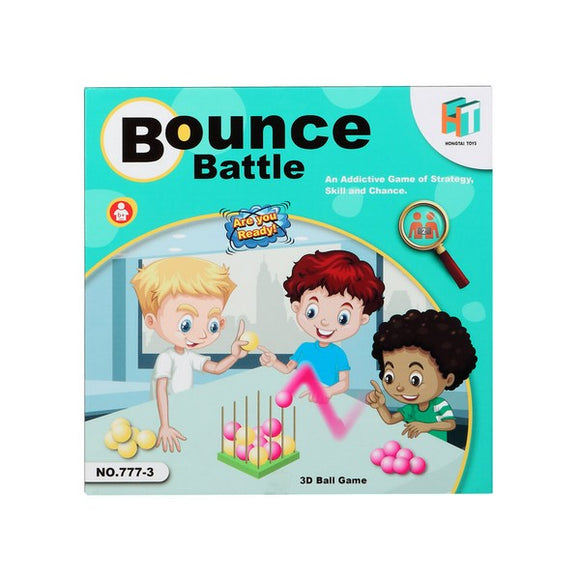 Board game Bounce Battle 118972