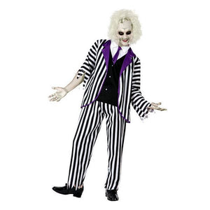 Costume for Adults Ghost (3 Pcs)