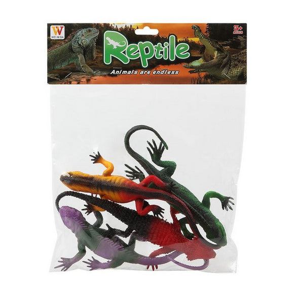 Animal figures Reptile (4 uds)