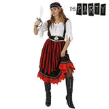 Costume for Adults 3623 Female pirate