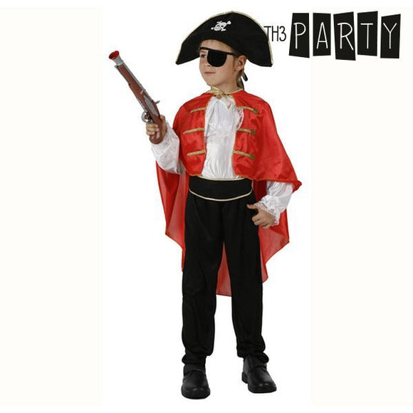 Costume for Children Pirate captain