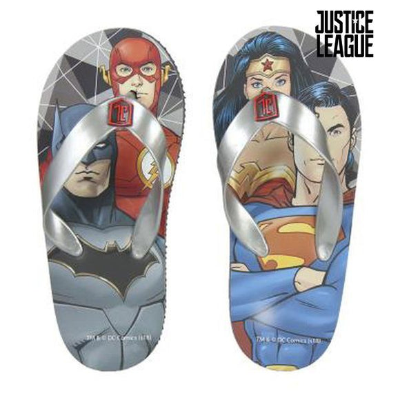 Flip Flops Justice League 73004 Grey