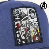 Unisex hat The Avengers 71040 (58 cm)