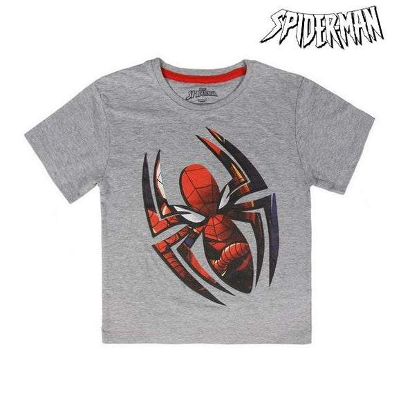 Child's Short Sleeve T-Shirt Spiderman 73484