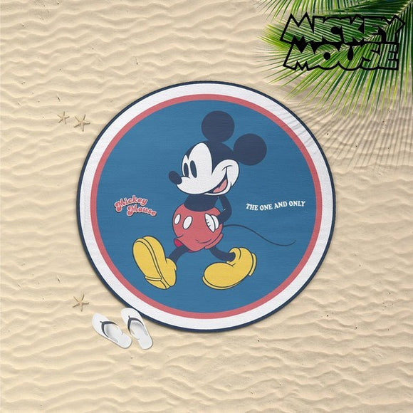 Beach Towel Mickey Mouse 78047