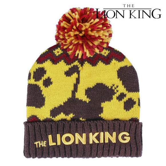Hat The Lion King 74288 Brown Yellow