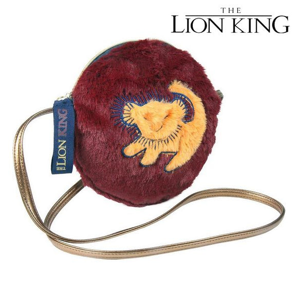Shoulder Bag The Lion King 72795 Burgundy