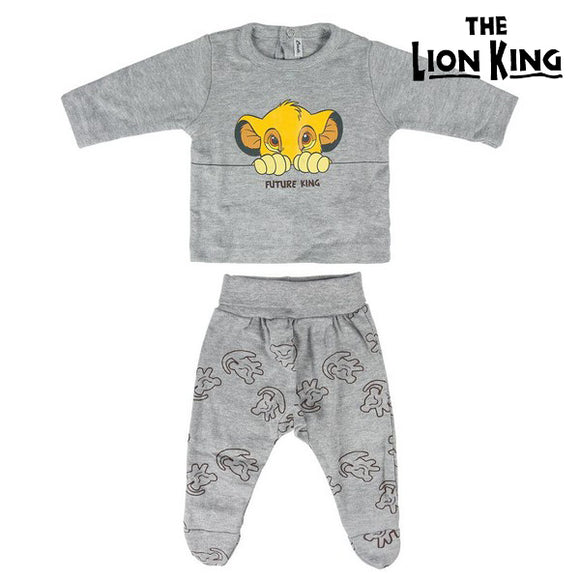 Children's Pyjama The Lion King 74595 Grey