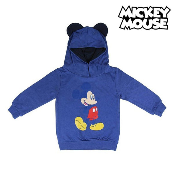 Children's Hoodie Mickey Mouse 74227 Navy blue