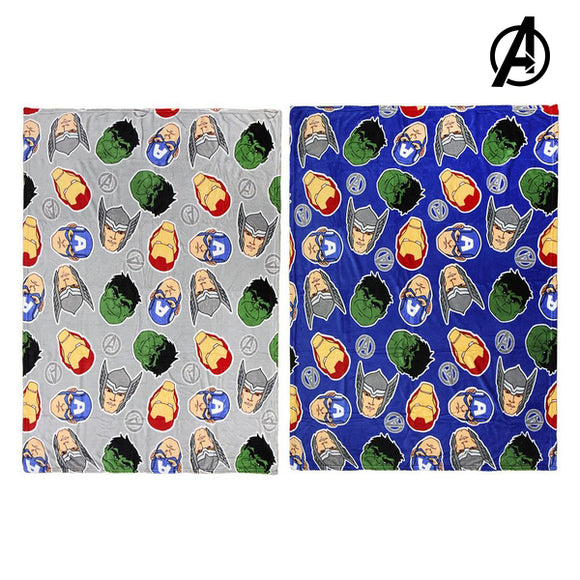 Fleece Blanket The Avengers 73362 (120 x 160 cm)