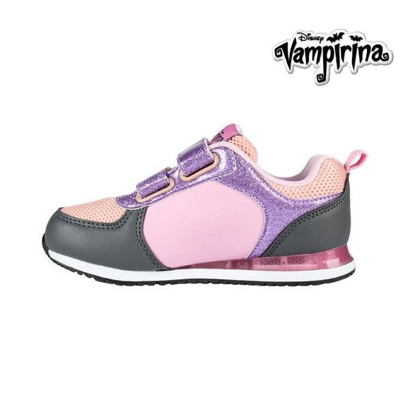 LED Trainers Vampirina 74050 Lilac Pink
