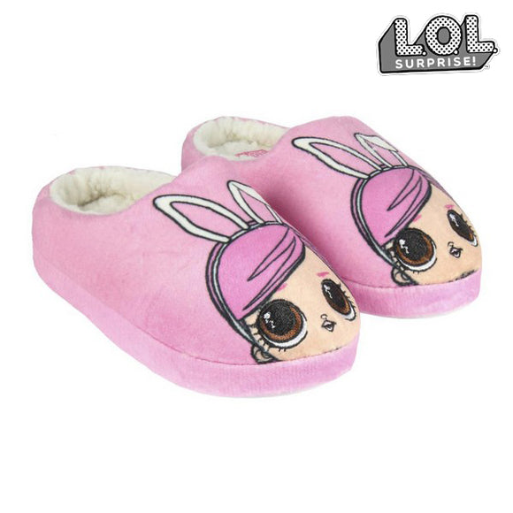 House Slippers LOL Surprise! 74152 Pink