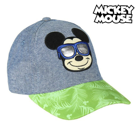 Child Cap Mickey Mouse 75316 Blue (53 Cm)
