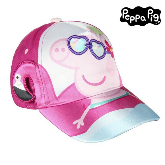 Child Cap 3d Peppa Pig 75323 Pink (53 Cm)