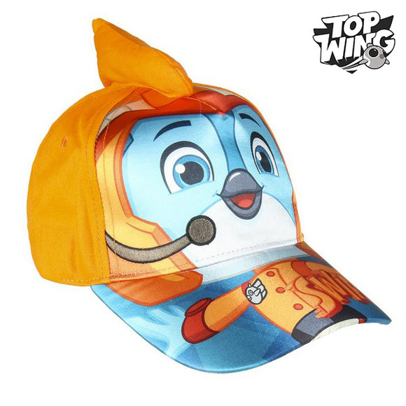 Child Cap Top Wing 75325 Orange (53 Cm)