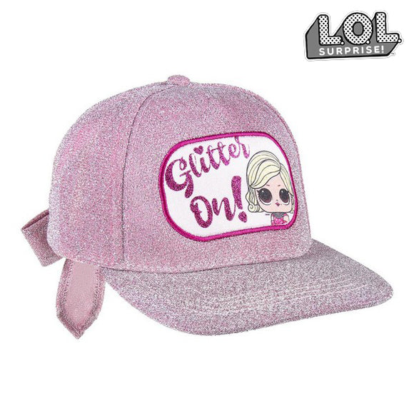 Child Cap LOL Surprise! 75327 Pink (53 Cm)