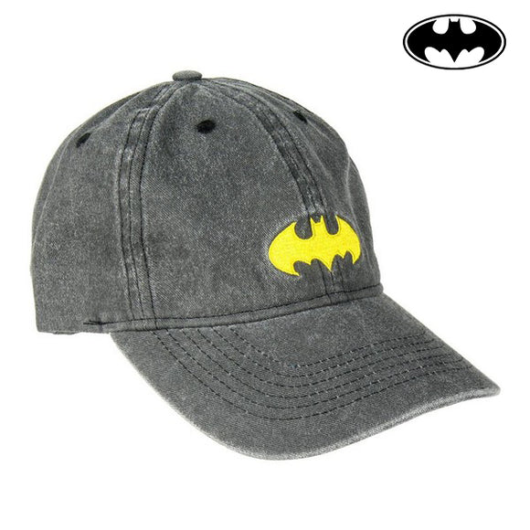 Hat Baseball Batman 75333 Black (58 Cm)
