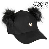 Hat Baseball Mickey Mouse 75337 Black (58 Cm)