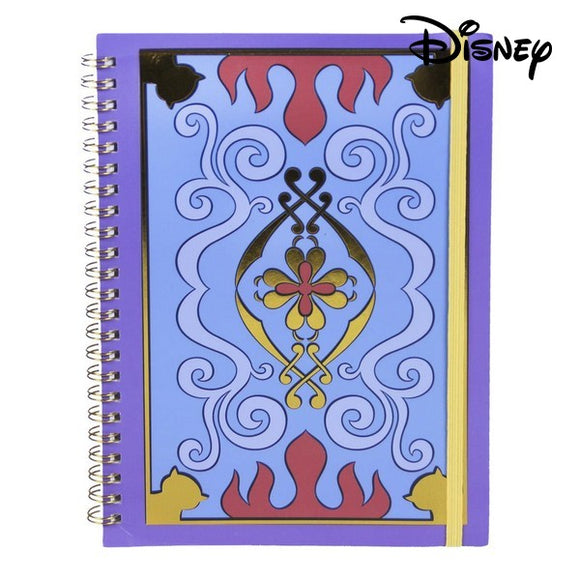 Book of Rings Aladdin Disney