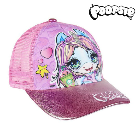 Child Cap Poopsie 75522 Pink (53 Cm)