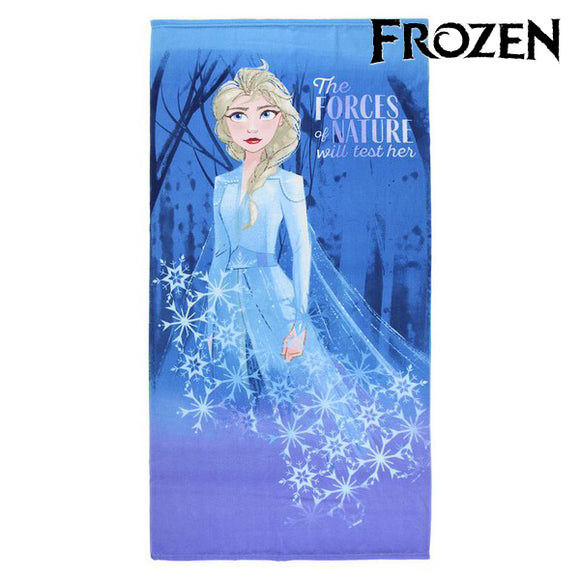 Beach Towel Frozen 75685 Microfibre