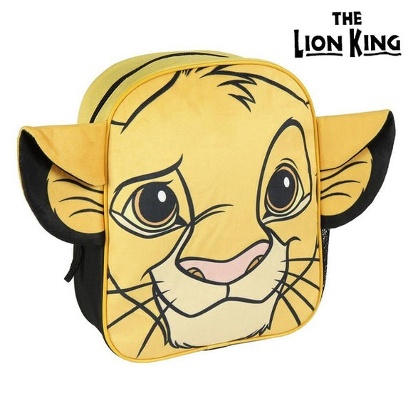 Child bag The Lion King Yellow