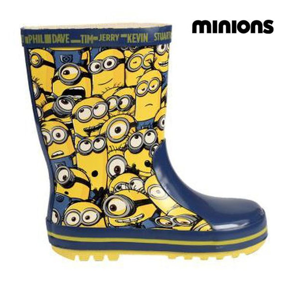 Children's Water Boots Minions 72101