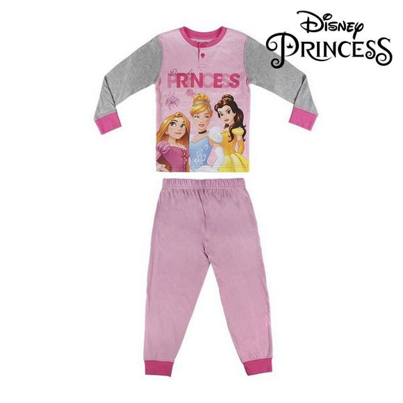 Children's Pyjama Princess 72291 Pink