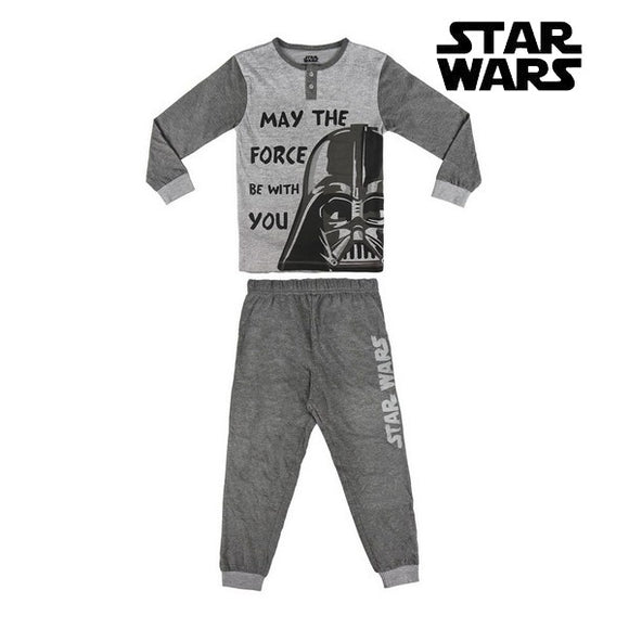 Children's Pyjama Star Wars Grey