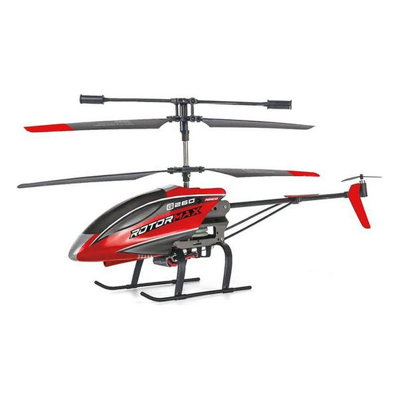 Radio-controlled Helicopter Ninco 2.4 GHz Red