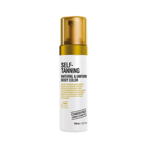 Self-tanning Mousse Self-tanning Comodynes (150 ml)