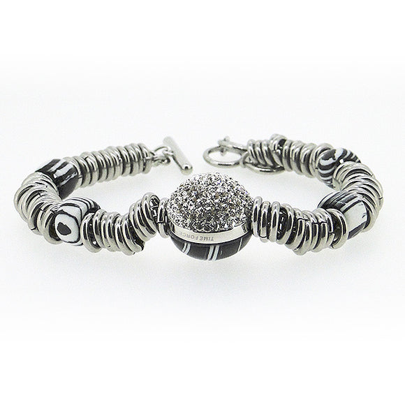 Ladies' Bracelet Time Force TS5087BS