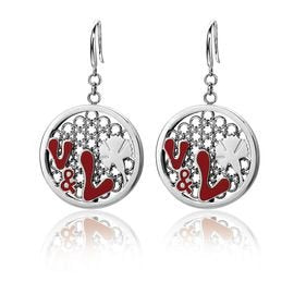 Ladies' Earrings Victorio & Lucchino VJ0262PE