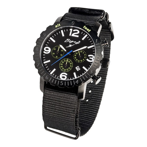 Men's Watch Bogey BSFS002GRBK (44 mm)