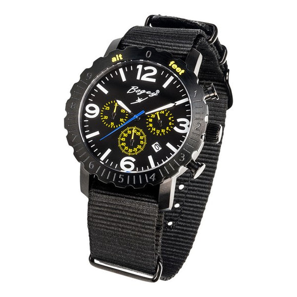 Men's Watch Bogey BSFS004YLBK (44 mm)