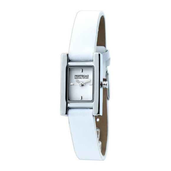 Ladies' Watch Pertegaz PDS-014-W (19 mm)