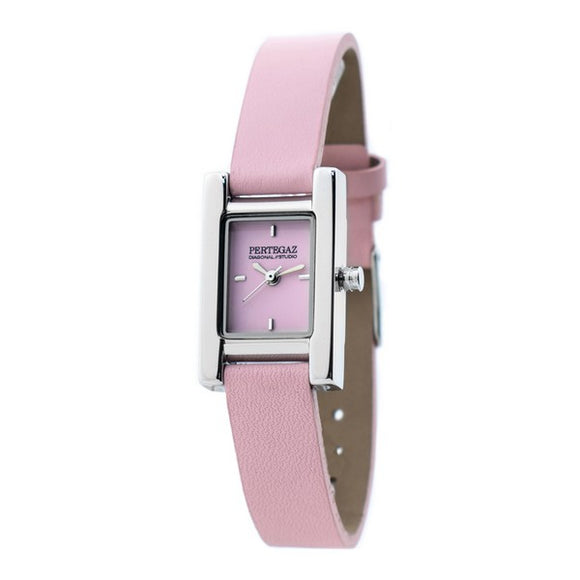 Ladies' Watch Pertegaz PDS-014-S (19 mm)
