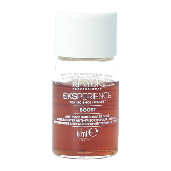 Anti-Frizz Treatment Eksperience Boost Revlon (6 ml x 12)
