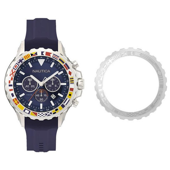 Men's Watch Nautica NAPBLI001 (49 mm)