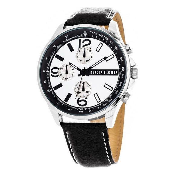 Men's Watch Devota & Lomba DL003MLMF-01 (45 mm)