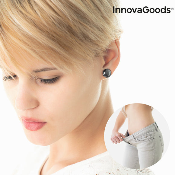 Biomagnetic Slimming Earrings Slimagnetic InnovaGoods