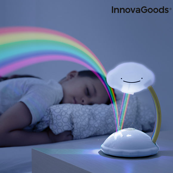 LED Rainbow Projector Libow InnovaGoods