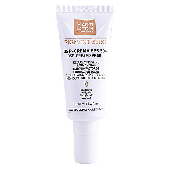 Anti-Brown Spot Cream Pigment Zero Martiderm (40 ml)