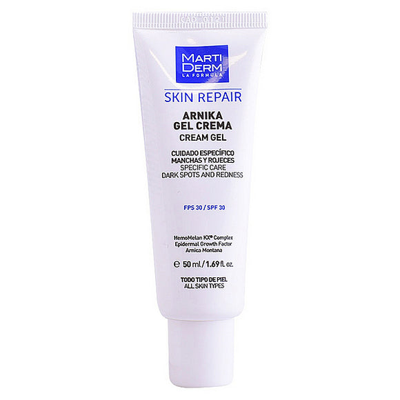 Anti-blemish Regenerating Cream Skin Repair Martiderm (50 ml)