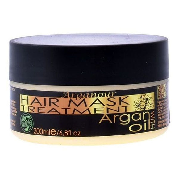 Hair Mask Hair Mask Treatment Arganour (200 ml)