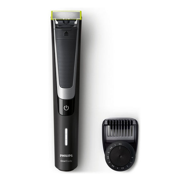 Beard Trimmer Philips OneBlade QP6510/60 Black