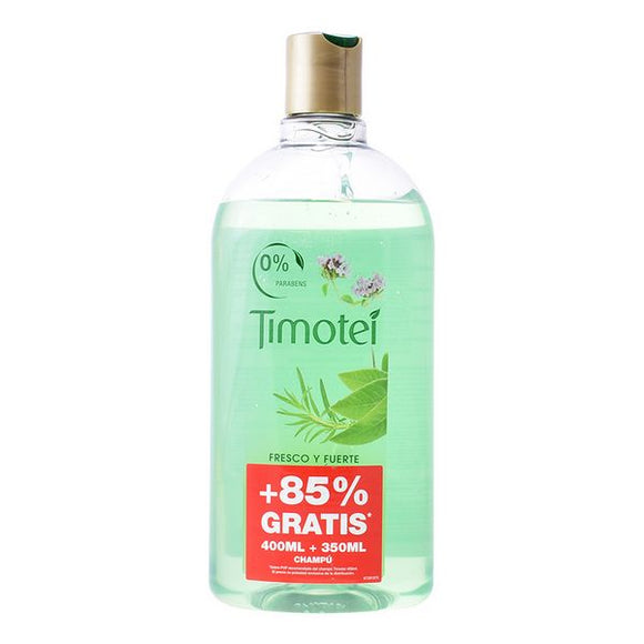 Strengthening Shampoo Timotei (750 ml)