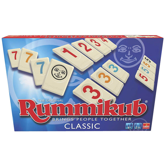 Board game Rummikub Classic Goliath